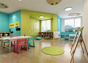 Nanjing 61 Space Preschool and Kindergarten Design on ...