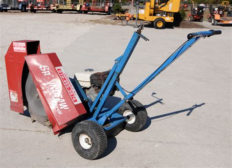 Ez Trench Bed Edger by General Rental Landscaping Equipment