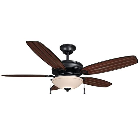 home decorators collection ceiling fan home decorators collection oconee 52 in indoor outdoor 37473