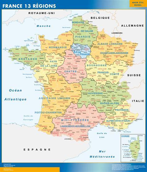 Nouvelle Carte De Region Et Departement by Infos Sur Carte De Departement Nouvelles Regions