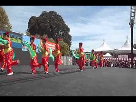 Chinese Dragon Boat Festival Youtube by Eliza Elise Chinese Folk Dance At Treasure Island Dragon