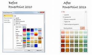 Outlook 2013 Template Email New Gradient Options In Powerpoint 2013 Office 15