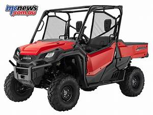 Updated 2017 Honda Pioneer 1000s Now Available
