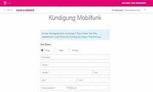 Meine Telekom Rechnung Online Einsehen : t mobile vertrag k ndigen so klappt 39 s chip ~ Themetempest.com Abrechnung