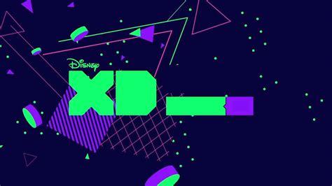 disney xd promo  rebrand blue promo template youtube