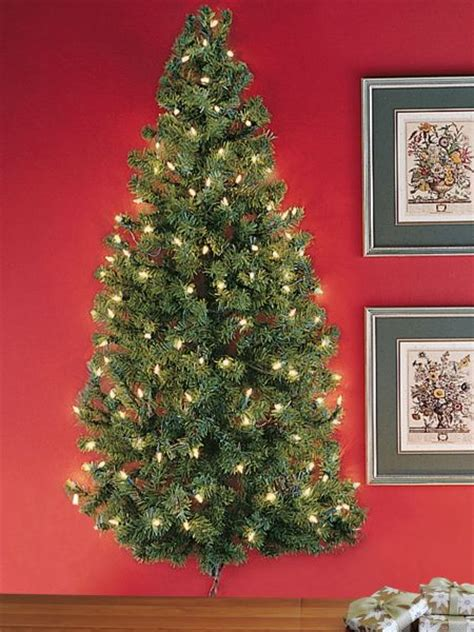 christmas wall tree lighted pinotharvest com
