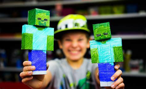 minecraft zombie art  kids hub