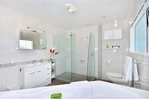 Modèle Salle De Bain : 20 modele de salle de bain moderne ~ Voncanada.com Idées de Décoration