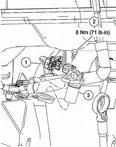 2001 Ford Explorer Sport Trac Engine Diagram Camshaft Position Sensor