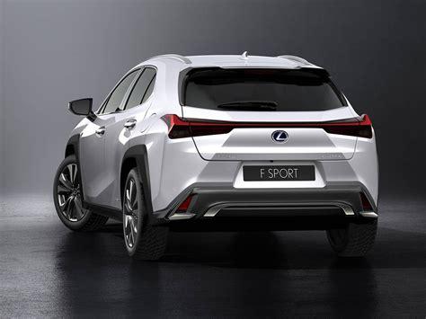 lexus ux compact crossover debuts drive arabia