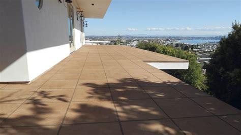 Transforming Wood Decks With Decorative Concrete