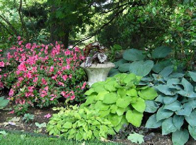 garden design shade garden designs
