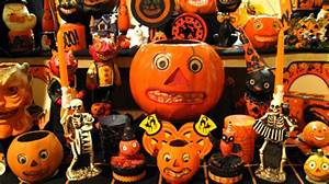 These, People, Spend, Thousands, Of, Dollars, On, Vintage, Halloween, Decorations