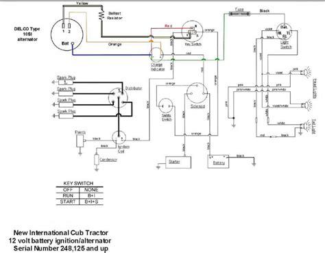 Ihc 444 Wiring Diagram Electrical creative farmall a wiring diagram ihc farmall 444