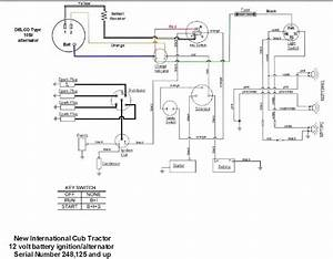 Creative Farmall Super A Wiring Diagram Ihc Farmall 444
