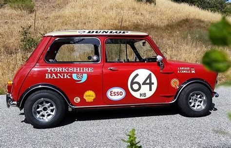 Daily Turismo: Reader Ride: Rally Bred Austin Mini Cooper   Mini cooper, Mini cars, Red mini cooper