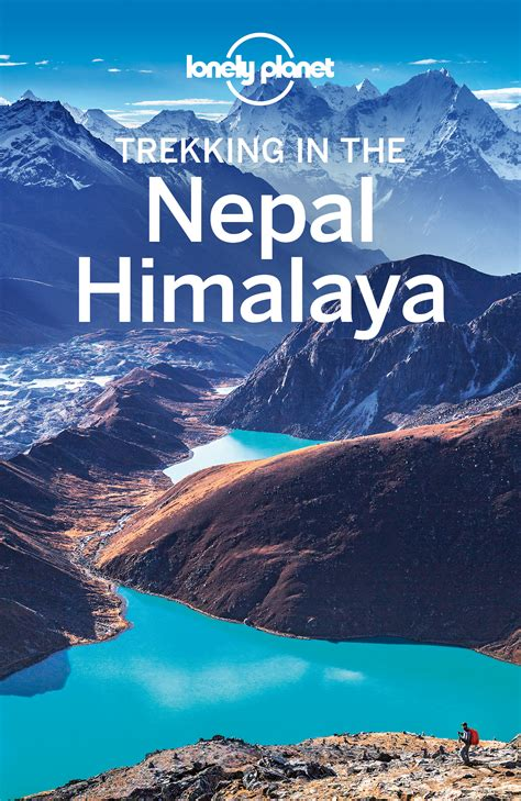 lonely planet trekking   nepal himalaya  lonely planet
