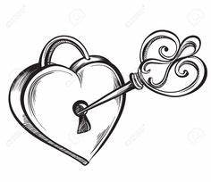 121 Best Keys And Locks images | Coloring pages, Adult ...