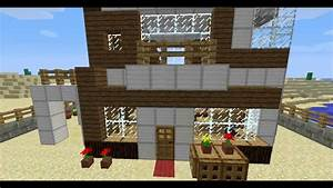 Minecraft Costruzioni Ep 3 Ville moderne YouTube