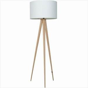 Floor lamp wooden best choices great face for Wooden tripod floor lamp ireland