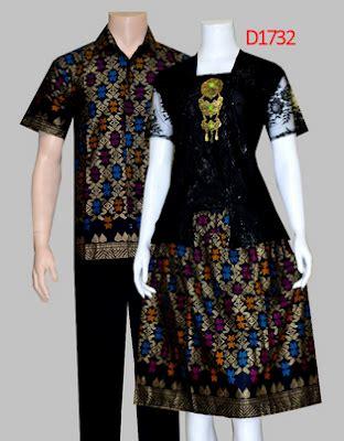 Model Baju Gamis Batik Remaja Atasan Polos Couple Makeup Looks