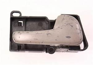 Rh Side Interior Door Handle Pull 95-97 Vw Passat B4