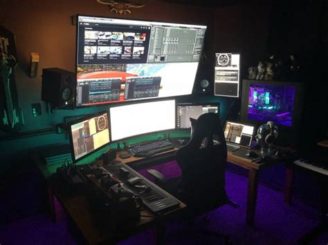 amazing pc gaming setups     jealous