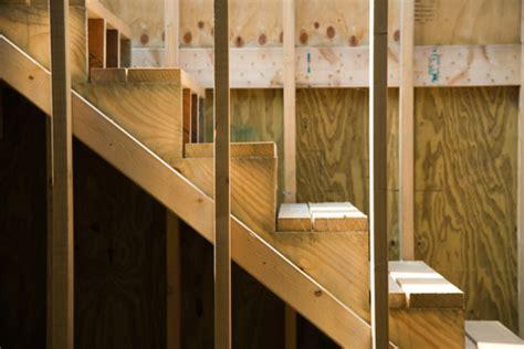 Calculer Les Dimensions D'un Escalier Droit En Bois