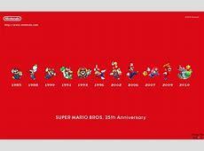 Super Mario Windows 10 Theme themepackme