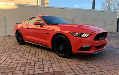 2016 Ford Mustang Gt 5.0 Gt Stock # 10387 For Sale Near