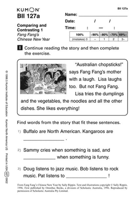 All Worksheets » Free Kumon Worksheets Pdf  Printable Worksheets Guide For Children And Parents