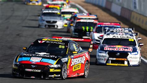 supercars news chaz mostert  supercars silly