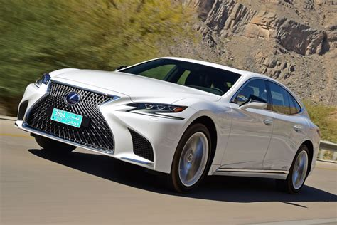 lexus ls   review auto express
