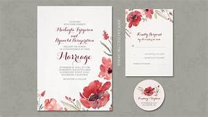 read more burgundy watercolor flowers romantic wedding With burgundy beach wedding invitations