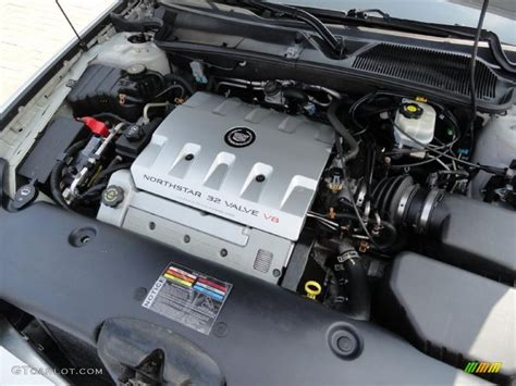 Cadillac Deville Dts Liter Dohc Valve