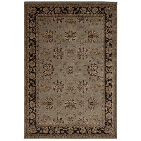 overstock runner rugs nourison overstock ararat green 4 ft x 6 ft area rug