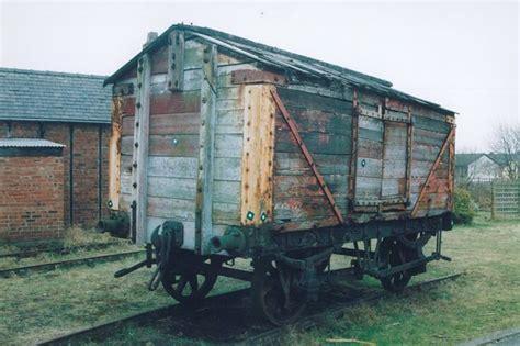 Newlyrestored Salt Wagon Returns To Northwich Museum