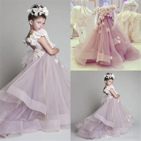 cutely krikor jabotian children wedding dress  girls