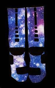 Nike Elite Galaxy Socks