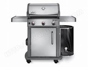 Barbecue A Gaz Pas Cher : weber spirit premium s 310 inox pas cher barbecue gaz ~ Dailycaller-alerts.com Idées de Décoration