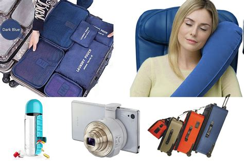 57 brilliant travel accessories every traveller must