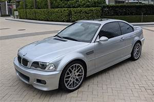 Manual 2002 Bmw E46 M3 Doubles Its Price In Two Days