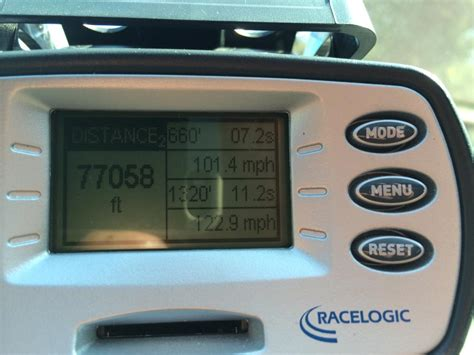 Racelogic Performance Box And Accuracy 6speedonline