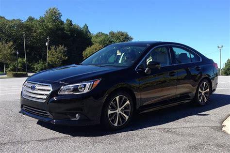 subaru cars black 2016 subaru legacy 2 month impressions autotrader
