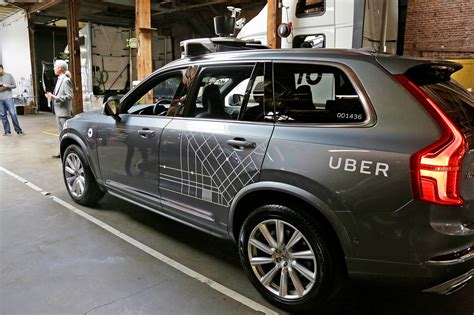 Report Claims Uber's Selfdriving Car Crash Occurred Due