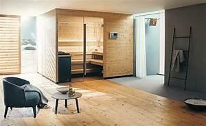 Badezimmer Mit Sauna : luxus pur wellnessbad mit sauna ~ A.2002-acura-tl-radio.info Haus und Dekorationen
