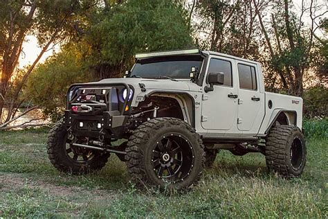 700 hp jeep wrangler scorpio 39 s garage this 700hp jeep wrangler pickup is what