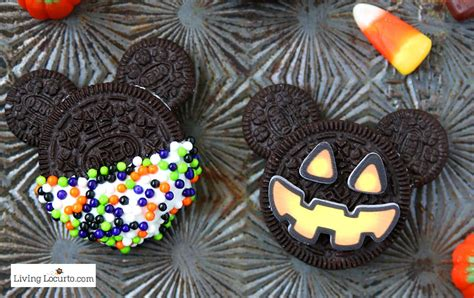 mickey mouse halloween cookies  bake oreo treats