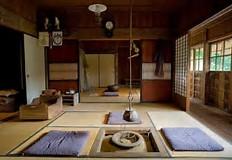 HD Wallpapers Traditionelles Japanisches Wohnzimmer