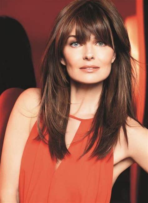 Paulina Porizkova   Paulina porizkova, Hair styles, Beauty